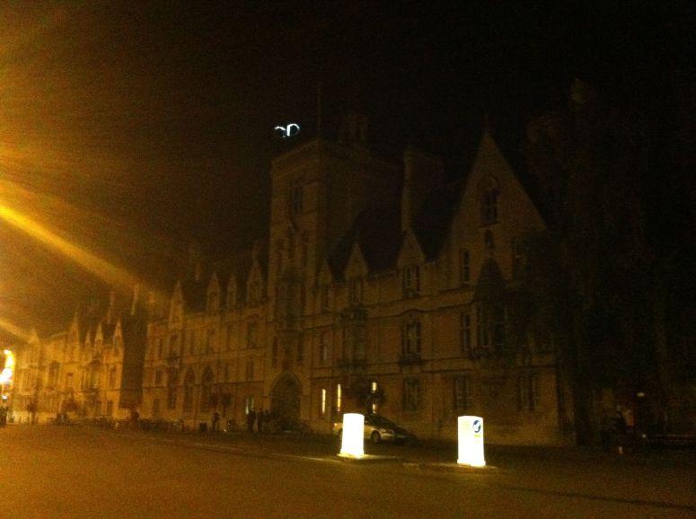 oxford after dark