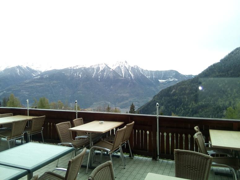 ovronnaz mountain restaurant